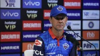 Rickey ponting has a huge role in delhi capitals success in ipl 2019 harshal patel 4022703