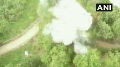VIDEO: आर्मी ने आतंकियों की कार के उड़ाए परखच्चे, जैश-हिजबुल का टेटर प्लान धुंआ-धुंआ