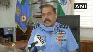 कर्ज में डूबा चीन का मोहरा है पाकिस्तान, चीन के लिए भारत से टकराव अच्छा नहीं है: वायुसेना प्रमुख