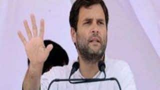 Moody's India Rating a Step Above Junk, Worst to Come: Rahul Gandhi
