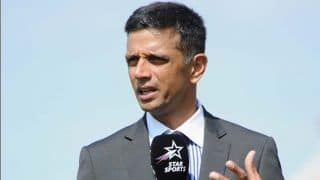 Rahul dravid believes sense of fear may be there when sport resumes 4032020