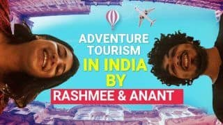 Listen in to Travel Influencer Rashmee & Anant Talk About Adventure Tourism in India