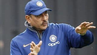 Ravi shastri when cricket resumes we could give the ipl a priority 4029669