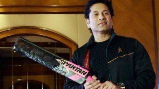 Sachin Tendulkar Settles Lawsuit Against Bat Manufacturers Spartan, Australian Company Apologises