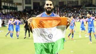 I'm Lucky to be a Part of This Indian Football Team: Sandesh Jhingan