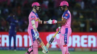 संजू सैमसन ने बताया कैसे स्टीव स्मिथ 'राजस्थान रॉयल्स' टीम के बन गए 'चाचू'