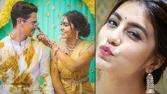 क्रिकेटर सिद्धेश लाड की Wife हीरल के सोशल मीडिया पर हैं जलवे, प्रोफाइल रहती है अप टू डेट