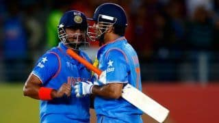 'घरेलू क्रिकेट में वापसी के लायक प्रदर्शन ना करने की वजह से टीम इंडिया से बाहर हैं सुरेश रैना'