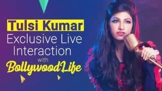 Tulsi Kumar Talks About Creating Song Tere Naal During The COVID-19 Lockdown