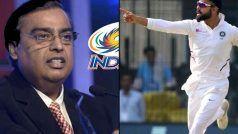 फोर्ब्स की सूची में विराट कोहली इकलौते भारतीय खिलाड़ी, मुकेश अंबानी ने इस श्रेणी में गंवाई बादशाहत