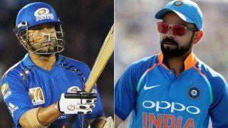 Gautam gambhir consider sachin tendulakar bigger player than virat kohli 4035759