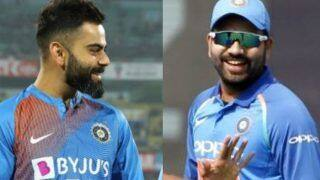 वनडे और T20 में कोहली से ज्यादा प्रभावशाली हैं रोहित, Dhoni की वजह से 'हिटमैन' हुए सफल