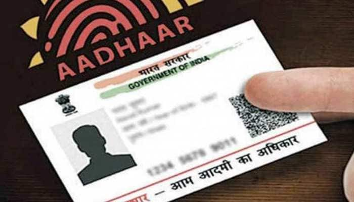 Aadhaar Card Update: UIDAI Sets Fixed Charges of Rs 100 to Update Biometric  Details, No Documents
