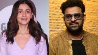 Prabhas 21: Nag Ashwin's Film With Baahubali Star to Feature Alia Bhatt?