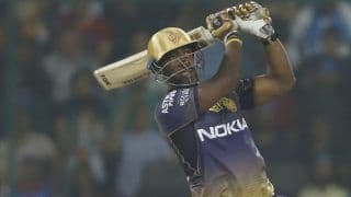 When I Walk Out to Bat For KKR at Eden Gardens, I Get Goosebumps Because of The Reception, Says Russell