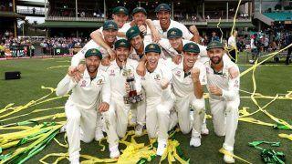 Australia Topple India To Become No. 1 Test Team