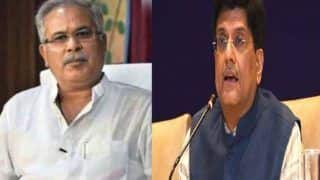 सीएम भूपेश बघेल का आरोप- रेल मंत्री प्रवासियों के लिए ट्रेन चलाने के मुद्दे पर राजनीति कर रहे हैं