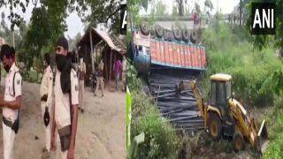 Bihar: झांसी के बाद अब भागलपुर में भीषण हादसा, ट्रक और बस की टक्कर में नौ लोगों की मौत, कई घायल