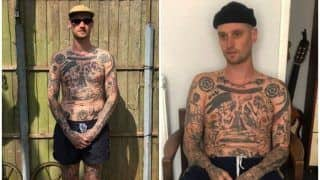 This UK Man Has Been Tattooing Himself Every Day Since Lockdown Began, Check Out His Tattoos