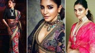Thinking How to Wear a Traditional Choker? These Bollywood Celebs Can Tell You That