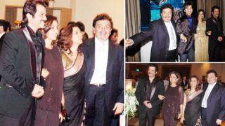 Anil Kapoor Shares 'Happiest Moments' With Rishi Kapoor, Neetu Kapoor at Ranbir Kapoor, Sonam Kapoor's Debut Film Premiere Saawariya