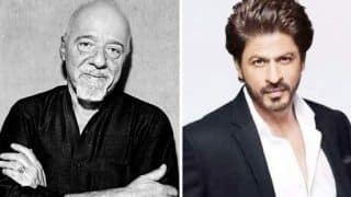 Paulo Coelho Praises Shah Rukh Khan's Kaamyaab, Says 'It's Not Comedy But Tragedy of Art'