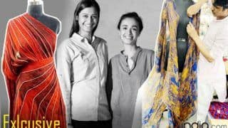 Impact of COVID-19 on Fashion Industry: How Are Weavers And Tailors Surviving? Designer Duo Saaksha And Kinni Reveal All
