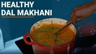 Watch: Easy Way to Cook Dal Makhani Step-by-Step - Make The Best Version of This Popular North Indian Dish in Your Kitchen