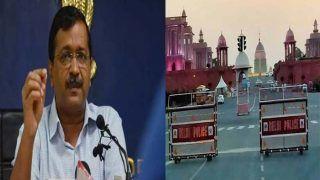 Lockdown 4.0 in Delhi: आर्थिक गतिविधियों के साथ रेड जोन से बाहर आ सकती है दिल्ली, सीएम केजरीवाल आज जारी करेंगे गाइडलाइंस