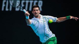 Novak Djokovic Still Undecided Over US Open Participation