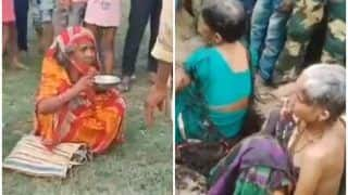 Horrific! Three Women Forced to Drink Urine After Being Branded Witches in Bihar's Muzaffarpur | Watch