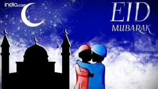 Eid Mubarak 2020: Best Wishes, Messages & Shayaris to Share With Your Loved Ones