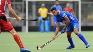 India Defender Gurinder Singh Working Hard to Achieve Olympic Dream