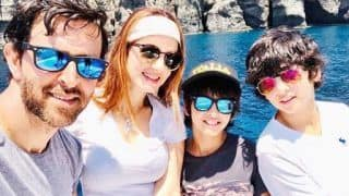 Sussanne Khan Opens up About Living Together With Hrithik Roshan, Says 'It is Soulful Decision For Our Sons'