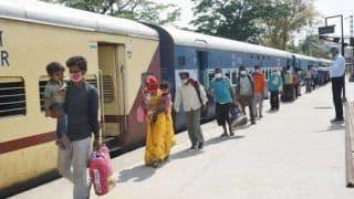 Indian Railways Latest News: Migrants Returning to Mumbai, Ahmedabad Sign of Economic Revival, Says Railways