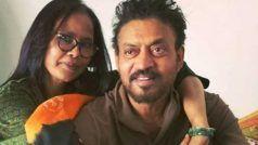 इरफान खान के निधन के एक महीने बाद पत्नी सुतापा सिकदर ने शेयर किया इमोश्नल पोस्ट, लिखा- 'फिर मिलेंगे, बातें करेंगे'