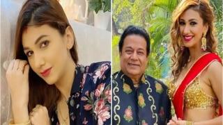 Jasleen Matharu Married to Bhajan Samrat Anup Jalota? See Viral Photo