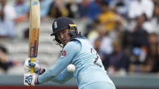 I'm More Than Happy to Play Behind Closed Doors: Jason Roy