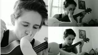 Kalki Koechlin Croons French Melody, Plays Ukelele For Baby Sappho And It's The Cutest Thing You'll See Today