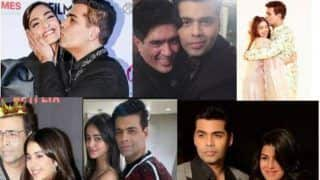 Happy Birthday Karan Johar: Sonam Kapoor, Manish Malhotra, Rakul Preet Singh And Others Pour in Wishes as Filmmaker Turns 48