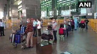 Vande Bharat Mission: लंदन में फंसे 326 यात्री एयर इंडिया के विमान से पहुंचे बेंगलुरू, सभी का हुआ परीक्षण