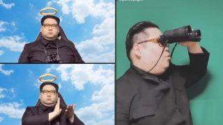 TikTok पर आया किम जोंग, बात-बात पर दे रहा धमकी, दहशत में पूरा सोशल मीडिया, Video Viral