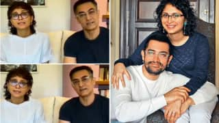 'Aa Chal Ke Tujhe'...! Aamir Khan And Kiran Rao Sing The Most Encouraging Song to Raise Funds at 'i For India' Concert - Watch Video