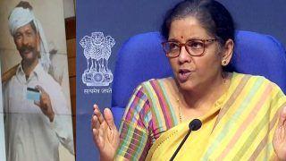 इकोनॉमिक पैकेज-पार्ट2:  वित्त मंत्री सीतारमण ने बताया- केंद्र सरकार ने देश के किसानों के लिए क्या दिया