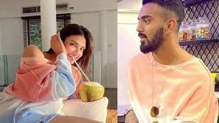 Athiya Shetty Wearing Rumoured Boyfriend KL Rahul's Sweatshirt? Here's The Truth
