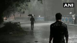West Bengal News: Week After Cyclone Amphan, Kolkata Hit by Gusty Winds, Downpour