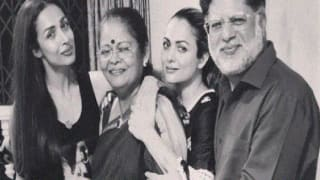 Malaika Arora Shares Unseen Throwback Photo With Parents, Sister Amrita, Says '50 Days And Counting'