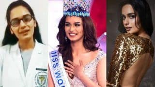 Happy Birthday Manushi Chhillar: Her Journey From Being a Medical Student to Miss World 2017 And a Bollywood Diva