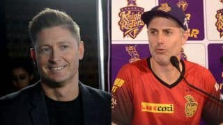 Michael Clarke Rejects Claim he Was Behind Simon Katich's Axing After Dressing Room Altercation