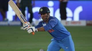 If MS Dhoni is Playing Well, He Must Play For India Again: Rohit Sharma